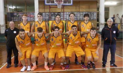 Basket Under 16, gli Orange del BC portano a casa la vittoria da Genova