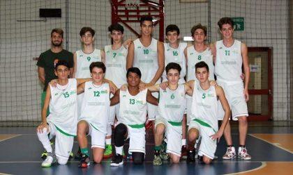 Basket Under 18, il Bvc Sanremo si aggiudica il derby con l'Olimpia Taggia (53-51)