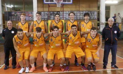 Basket under 16, il Bc Ospedaletti sconfitto sul parquet del Loano (56-48)