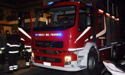 Bruciano due auto e una cantina a Riva Ligure nella notte