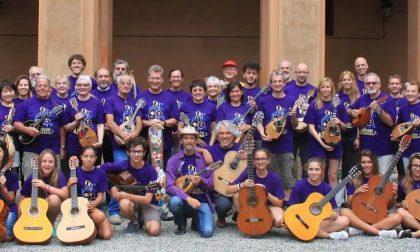 Quattro giorni di campus del Mandolino a Ventimiglia