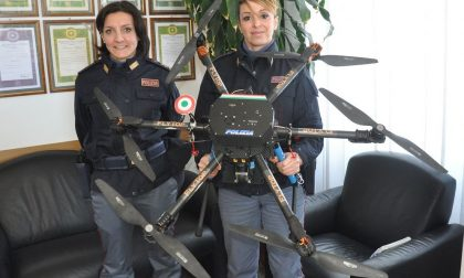 """FESTIVAL DI SANREMO: LA SICUREZZA E' DA """"FANTASCIENZA"""" UN DRONE SORVEGLIERA' L'ARISTON/ 5 VIDEO"""