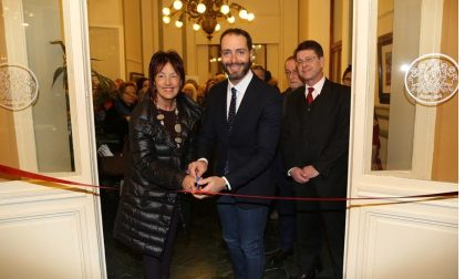 FOYER DEL CASINO' inaugurata la mostra di Mario Sironi