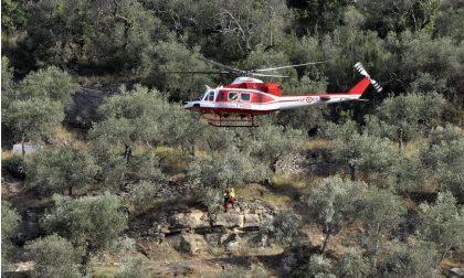 Malore nei boschi sopra Perinaldo: escursionista in codice rosso al Santa Corona