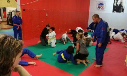 Il Judo Family Day ha radunato oltre 100 persone a Ventimiglia