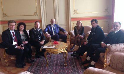 Il Prefetto di Imperia incontra il collega delle Alpi Marittime francesi