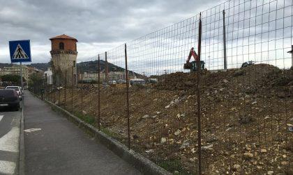 Imperia iniziati i lavori per la costruzione del nuovo Mc Donald