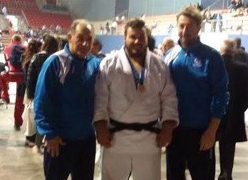 Judo Club Sakura Arma di Taggia: un inizio 2017 da campioni, settimo posto per Samuele Della Torre ai Campionati Assoluti