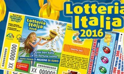 """La Lotteria Italia """"bacia"""" Bordighera con un premio da 25mila euro"""
