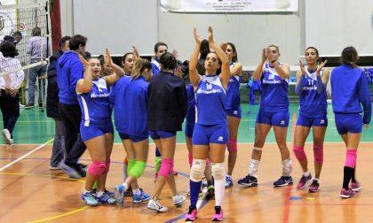 La Maurina Volley Imperia implacabile suona le cugine dell'Nlp Sanremo. 3-0 al Palasport e dimezzata la distanza dalla vetta