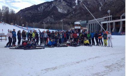Liceo Vieusseux, Alessia Ferri e Emanuele Fossati si aggiudicano i trials di sci a Bardonecchia