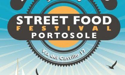 """Lo """"Street Food Festival"""" sbarca a Portosole"""
