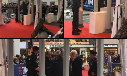 Misure di sicurezza intensive al Festival di Sanremo: red carpet e metal detector per i vip