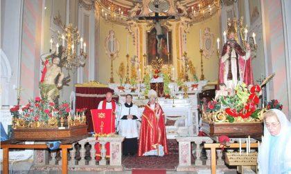 Montegrosso festeggia il patrono San Biagio. Le foto della cerimonia