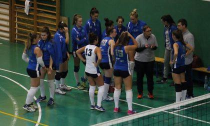 PALLAVOLO FEMMINILE – In serie C la Grafiche Amadeo espugna il campo del Volare Volley 3-2. Crisi senza fine per la Nuova Lega Pallavolo