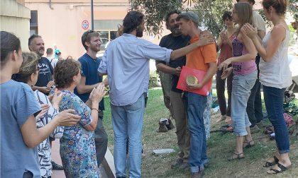 PASSEUR PER SCOPI UMANITARI: PRESIDIO DAVANTI AL TRIBUNALE PER FELIXI CROFT