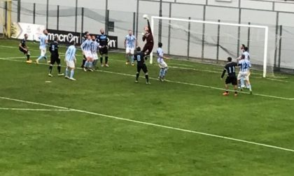 La Sanremese perde per 1-0 contro il Ponsacco