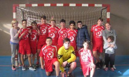 Pallamano, ABC Bordighera: week-end agrodolce per l'under 14