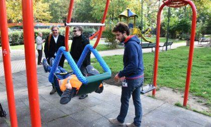 Parco giochi a misura di bambini disabili. La proposta del M5S