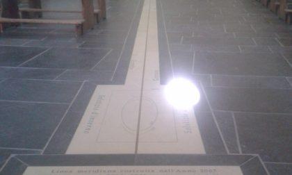 Perinaldo: domenica si può visitare la meridiana al Santuario della Visitazione