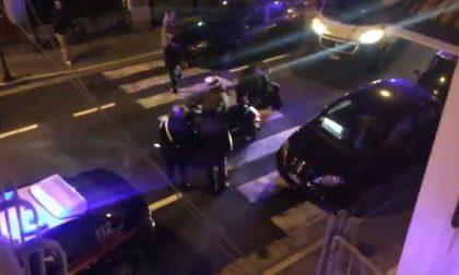 """SANREMO: ECCO IL VIDEO """"INTEGRALE"""" DELLA CLAMOROSA RISSA DI VIA MARTIRI/ GUARDA IL FILMATO"""