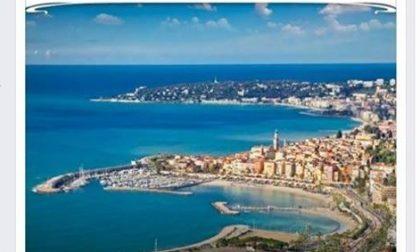 EPIC FAIL il casinò di Sanremo si promuove con la foto di Mentone