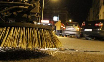 Sospese rimozioni per lavaggio strade