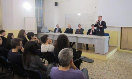 Studenti del Colombo incontrano professionisti del Rotary Club Sanremo