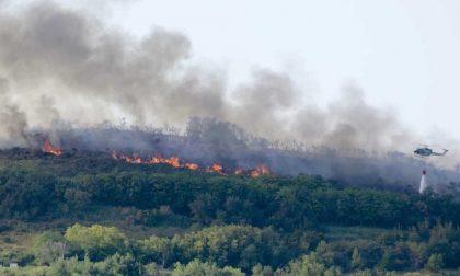 Stop allo stato di grave pericolosità per gli incendi boschivi