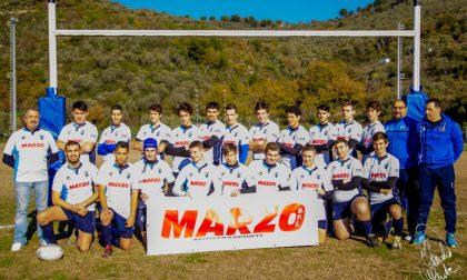 Union Riviera Rugby under 18 vittoria gratificante contro l'Amatori Genova