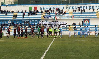 Unione Sanremo 0 Argentina Arma 1: concluso il Derby di Oggi