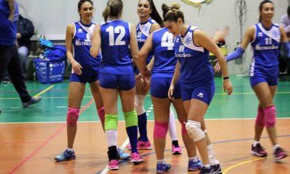 VOLLEY SERIE D – MAURINA STRESCINO TRAVOLGE L'OLYMPIA VOLTRI 3-0 E RESTA IN VETTA