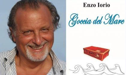 """Velvet bistrolounge di Bordighera: sabato 18 reading di """"Goccia del Mare"""" con l'autore Enzo Iorio."""