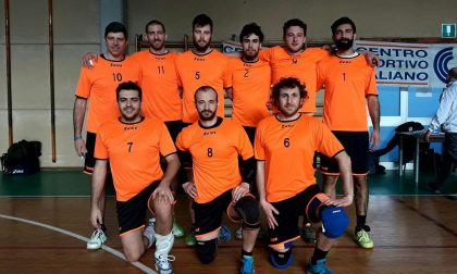 """Volley amatoriale, il team """"Pesce Innamorato"""" si impone fuori casa a Lavagna (3-0)"""