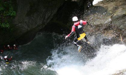 Bloccati nel canyon di Rocchetta Nervina 3 escursionisti francesi