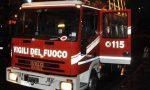 Auto in fiamme a Sanremo, forse attentato. Il rogo in un cortiletto privato