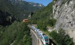 Riaperta la linea ferroviaria Ventimiglia-Breil-Limone