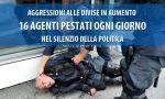 """Poliziotto perde la milza. I colleghi: """"Belve da domare, basta violenze gratuite contro di noi"""""""