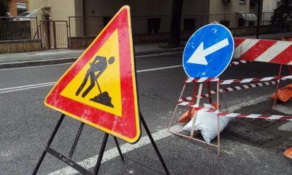 Viabilità: domani via Zeffiro Massa chiusa al traffico per rifacimento asfalti