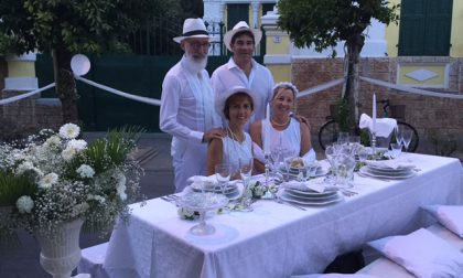 Cena in Bianco a Diano Marina: un candido successo per la seconda edizione