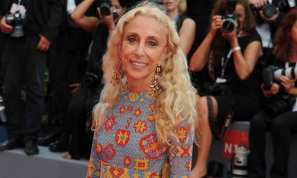 All'Ariston il documentario su Franca Sozzani, storica direttrice di Vogue Italia