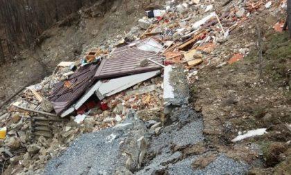 Arrivati a Mendatica 545 mila euro per sistemare la frana dell'alluvione 2016