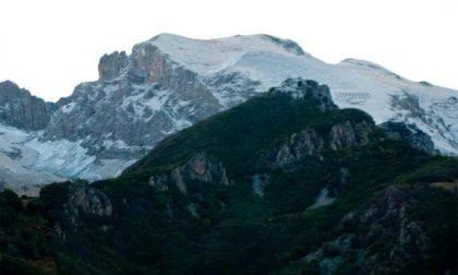 A Limone è scesa la prima neve: fine dell'estate o già anticipo di inverno?