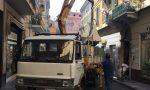 Rivoluzione sicurezza per gli accessi in via Palazzo e via Matteotti: via i jersey, arrivano i cubi