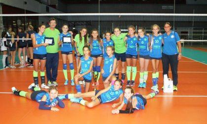 Volley, torneo Tessitore: vittoria U14 per la Sdp Mazzucchelli