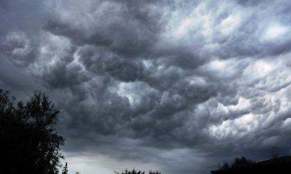 Prolungata l'allerta meteo per forti temporali