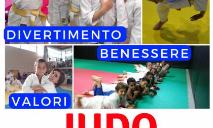 Tutti sul tatami: open days allo Judo Club Ventimiglia