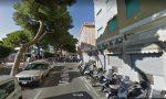Transito vietato in via Nino Bixio a Sanremo