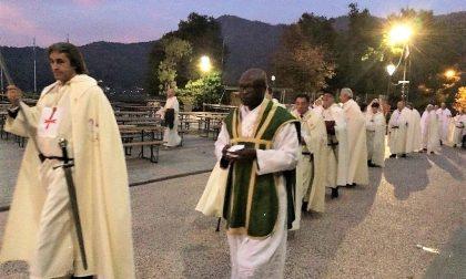 I Templari tornano a Seborga per scacciare il male dal Paese