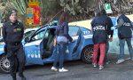 Commercio abusivo operazione della polizia a Ventimiglia